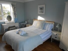 Downsfield Bed & Breakfast Carbis Bay - Double Room With Sea View