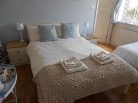 Downsfield Bed & Breakfast Carbis Bay - Double Room