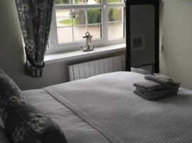 Downsfield Bed & Breakfast Carbis Bay - Small Double Room
