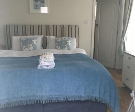 Downsfield Bed & Breakfast Carbis Bay - Double Room Ground Floor