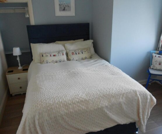 Downsfield Bed & Breakfast Carbis Bay - Small Double Room With Sea View