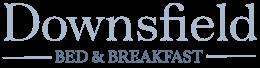 Downsfield Bed & Breakfast New Logo