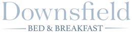Downsfield Bed & Breakfast New Logo